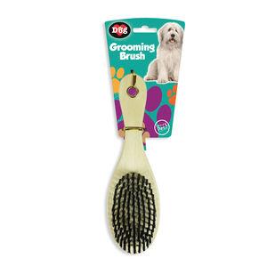 Soft Bristle Grooming Brush