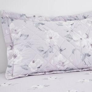 Jane Mauve Pillowshams 50cm x 75cm