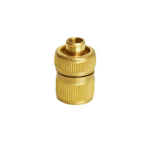 Rookhaven Brass Hose Connector