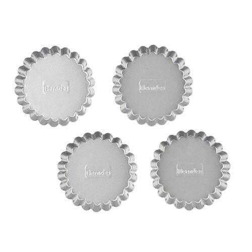 Berndes Tartlette Tins - Set of 4