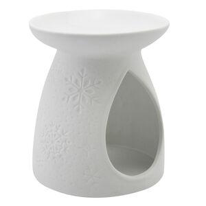 Snowflake Porcelain Melt Warmer