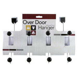 8 Hooks Over Door Hanger