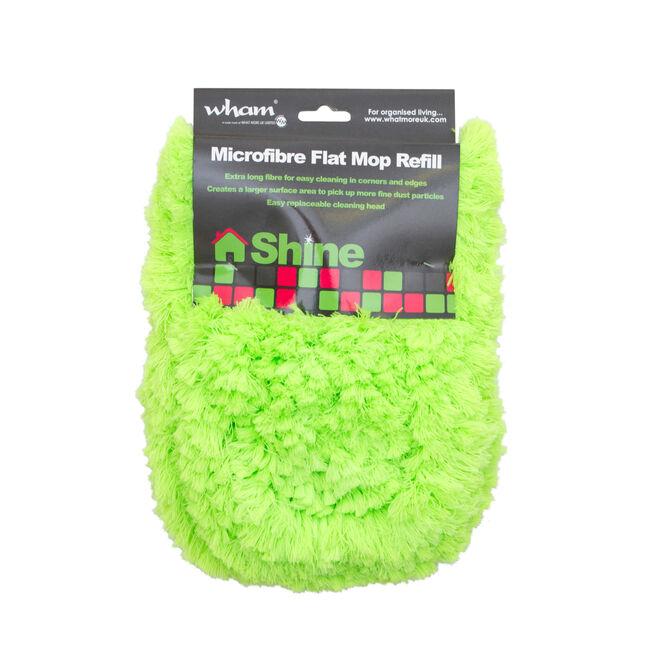 Wham Shine Microfibre Mop Refill