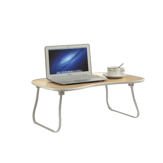 Folding Tray Table White