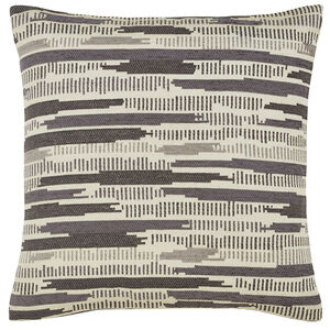 Incandescent Cushion 45x45cm - Grey
