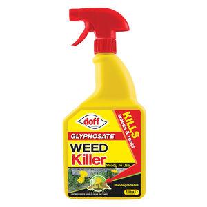 Doff Glyphosate Weed Killer 1 Litre