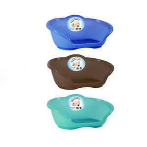 Plastic Pet Bed Extra Large