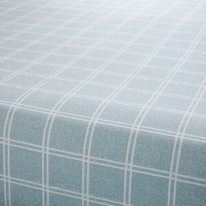 Brushed Cotton Donoghue Check Fitted Sheet