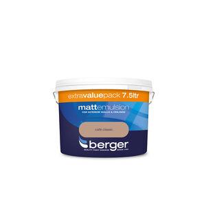 Berger Cafe Classic 7.5L