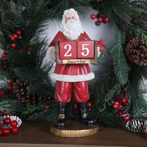 Santa Countdown Calendar