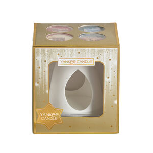 Yankee Christmas Melt Warmer Gift Set