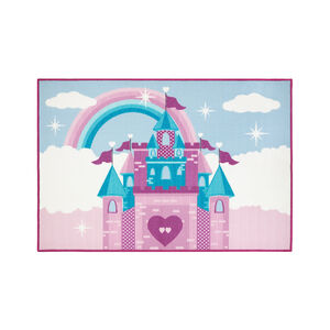 Princess Wonderland Childrens Floormat 100x150cm