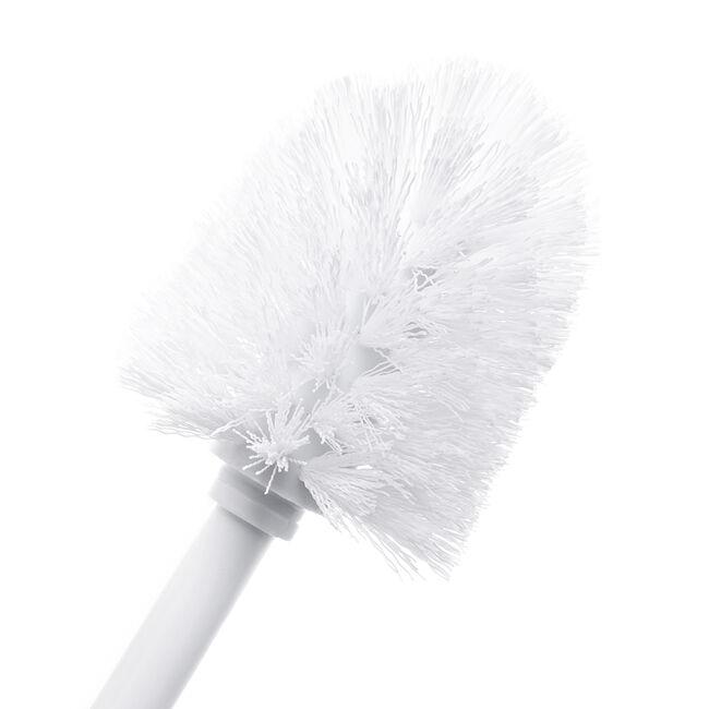 Madison Toilet Brush - White