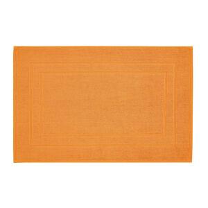 1000GSM Chelsea Orange Bath Mat 50cm x 80cm
