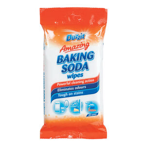 Duzzit Amazing Baking Soda 40 Wipes