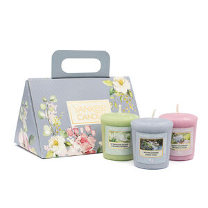 Yankee 3 Votives Gift Set
