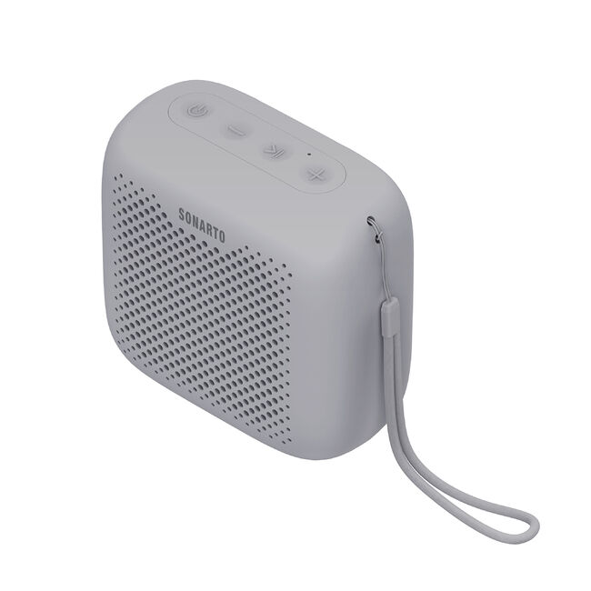 Sonarto Bluetooth Speaker with IPX 4 - Grey
