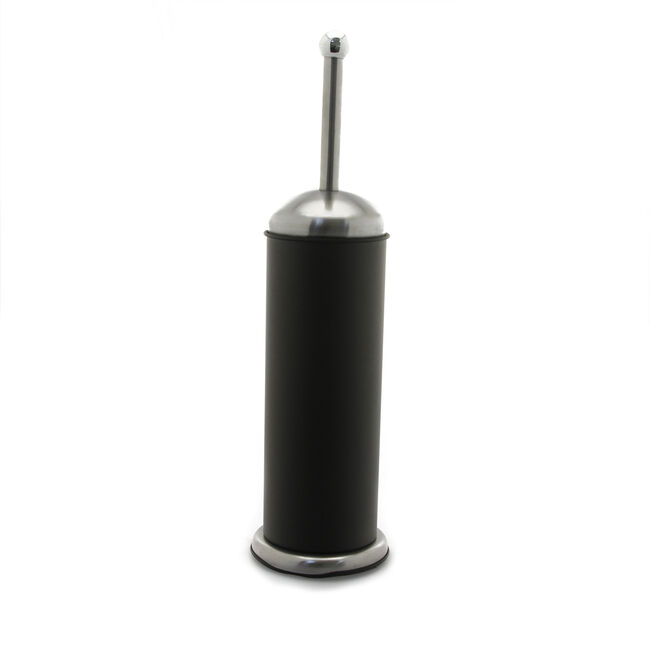 Toilet Brush & Holder Black