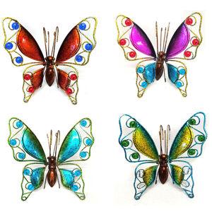 Butterfly Plant Pot Decoration