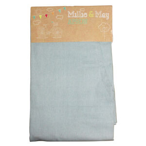 Two Tone Apron - Duck Egg/Grey
