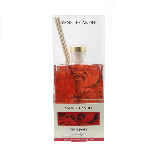 Yankee True Rose Reed Fragrance Diffuser