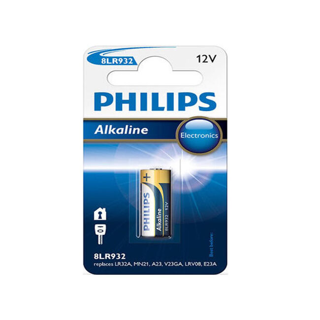 Philips Power Alkaline  A23/LRV08 12V