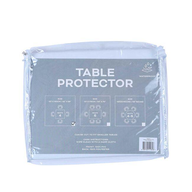 Table Protector 107 x 150cm