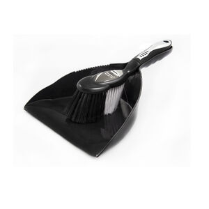 Hallmark Graphite Dustpan and Brush