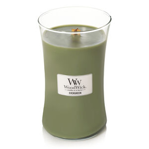 Woodwick Evening Bonfire Medium Jar