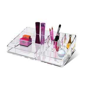 Cosmetic Tabletop Organiser Unit Large