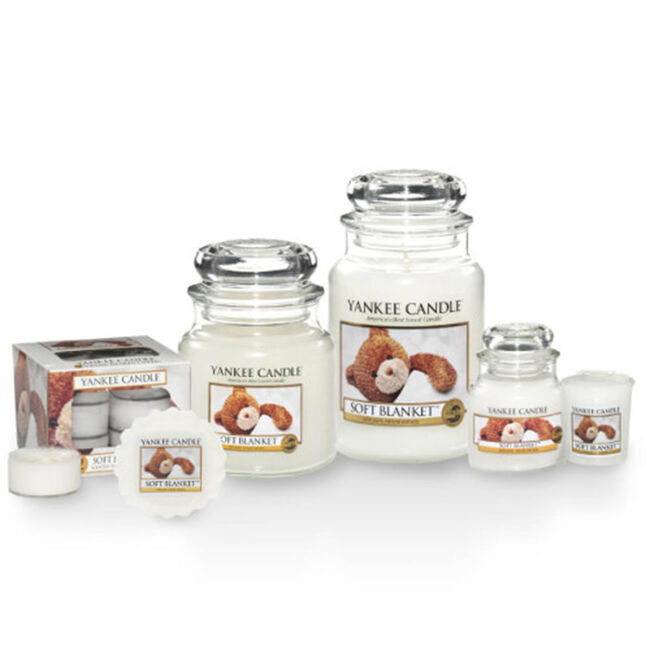 Yankee Candle Soft Blanket Small Jar
