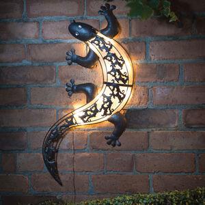 Solar Gecko Hanging Wall Art