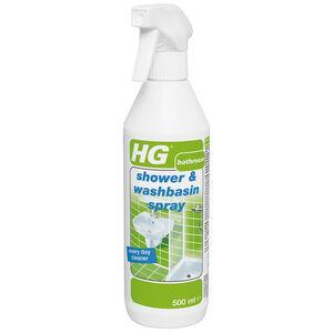 HG Shower and Washbin Spray 500ml