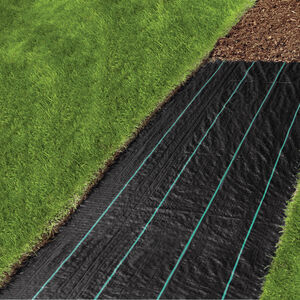 Weed Control Fabric 5M x 2M