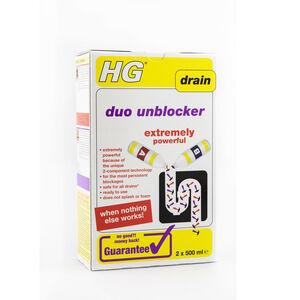 HG Duo Unblocker 2x500ml