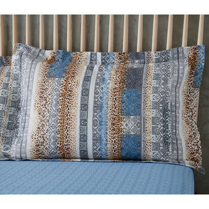 Sim Oxford Pillowcase Pair - Natural