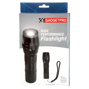 Gadgetpro High Performance Flashlight