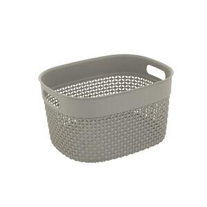 DOT Charcoal Storage Basket 6L