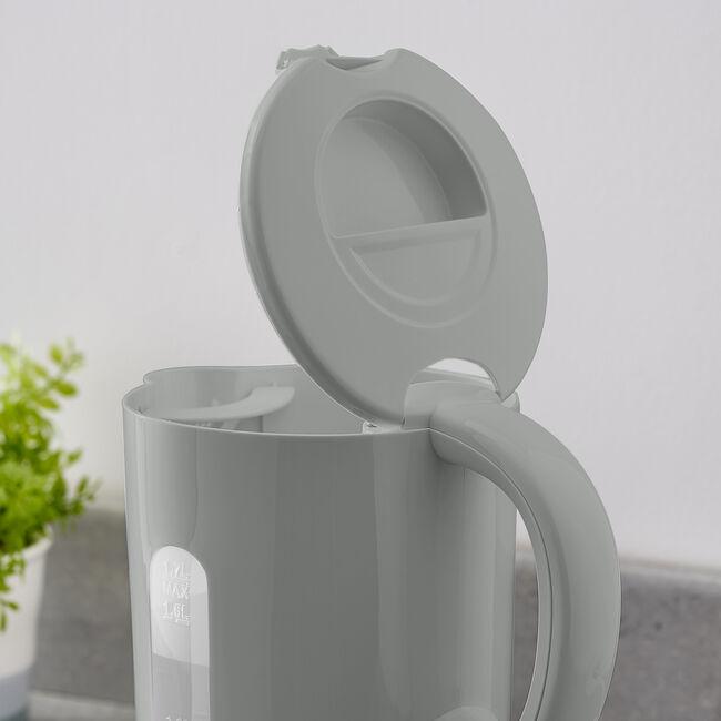 Presto 2200W Kettle 1.7L - Grey