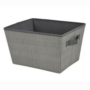 Clever Clothes Storage Bin with Handles