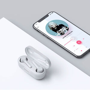 Sonarto True Wireless Earbuds - White