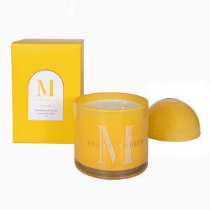Scent Maison Lemongrass & Ginger Candle