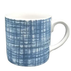 Heritage Texture Blue Mug