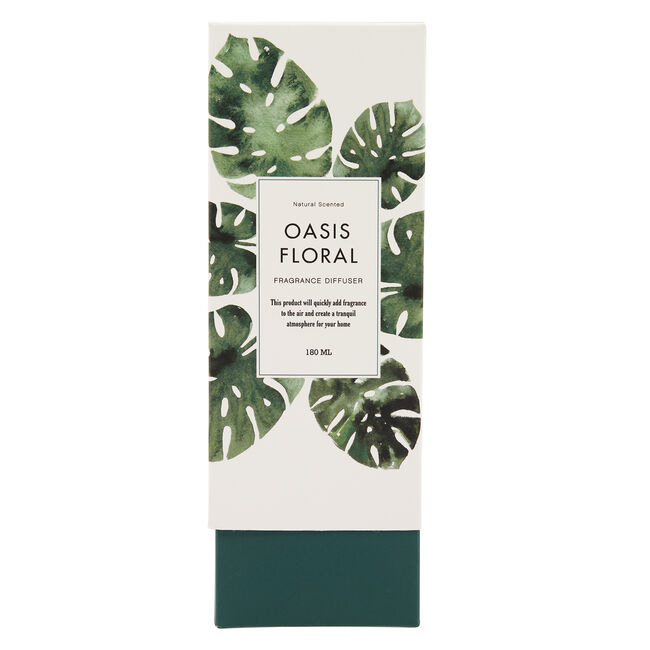Oasis Floral Reed Diffuser