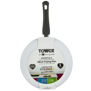 Tower Ceramic Graphite Frying Pan 28cm