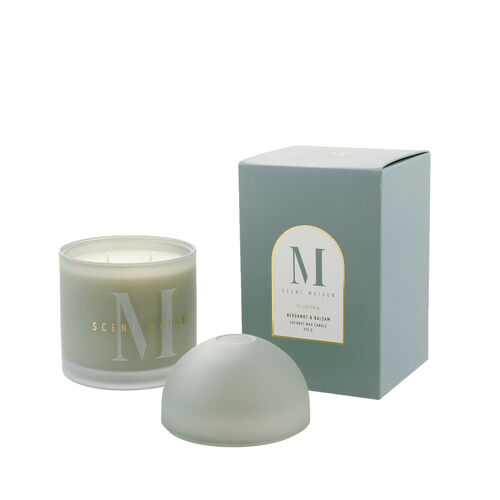 Scent Maison Bergamot & Balsam Candle