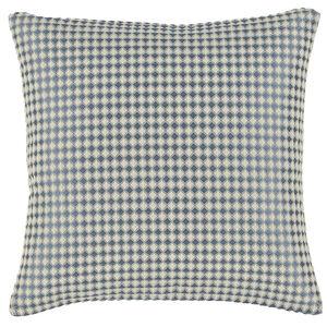 Waffle Raised Cushion 45x45cm - Teal