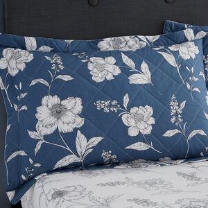 Caroline Blue Pillowshams 50x75cm