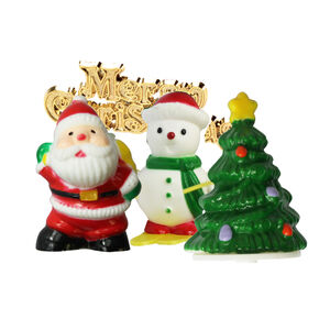 Christmas Character Cake Toppers