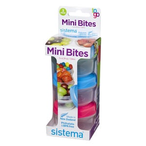 Sistema Mini Bites To Go
